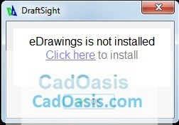 Publish eDrawings from DraftSight