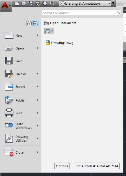 Working With AutoCAD Workspaces - CadOasis