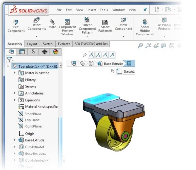 SolidWorks 2016 Whats New! – Part 1