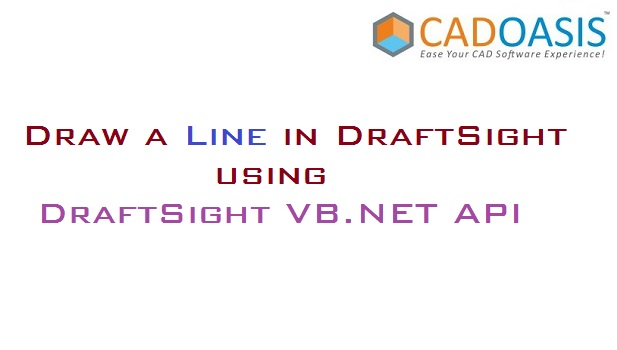Drawing Lines In Draftsight : Draw a line in draftsight using vb api